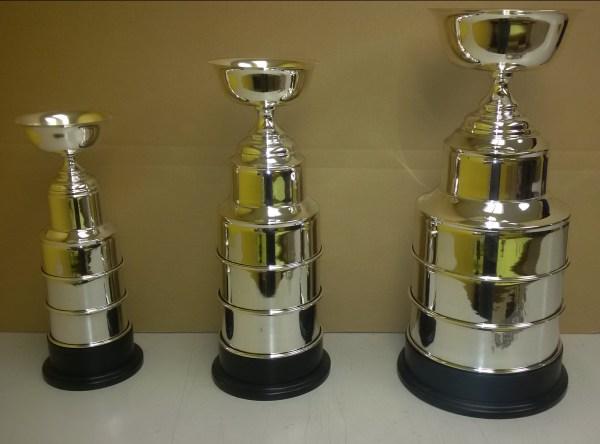 look alike Stanley Cup plain bowl