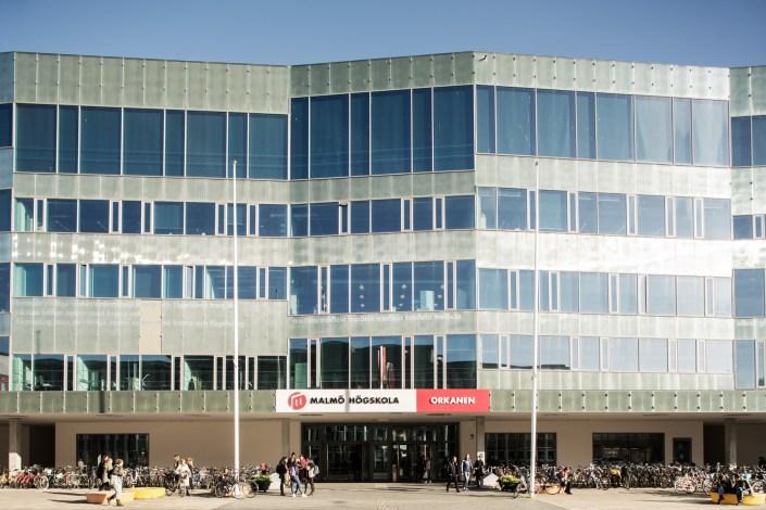 malmö högskola orkanen arkitekturfotograf sverige