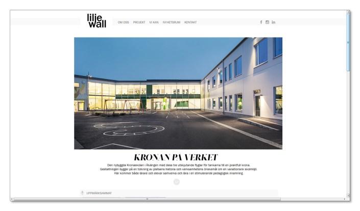 Liljewall arkitekturfotograf exteriörfoto