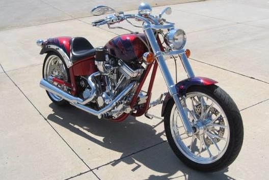 BigDog Motorcycle