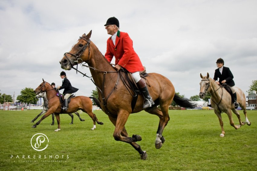 Equestrian image by Event photographer