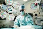 Commercial portrait of doctor in Tunbridge Wells