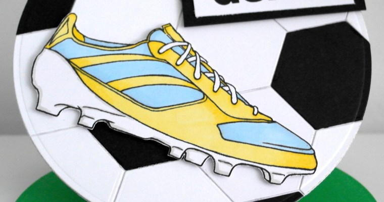 Woodware – Football Boot