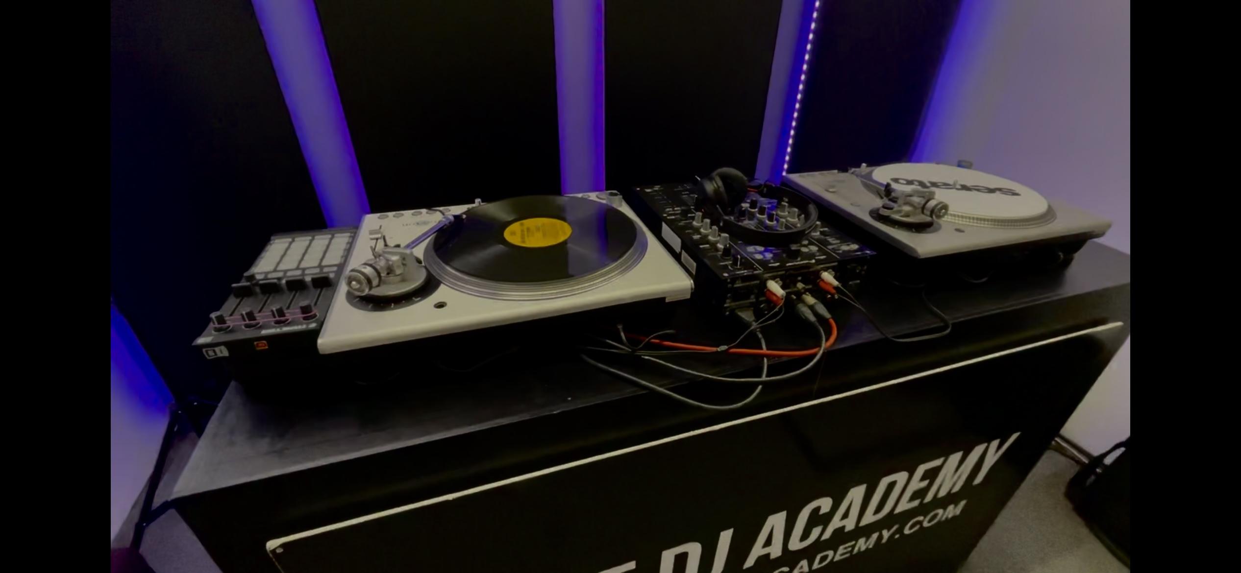 Vinyl decks