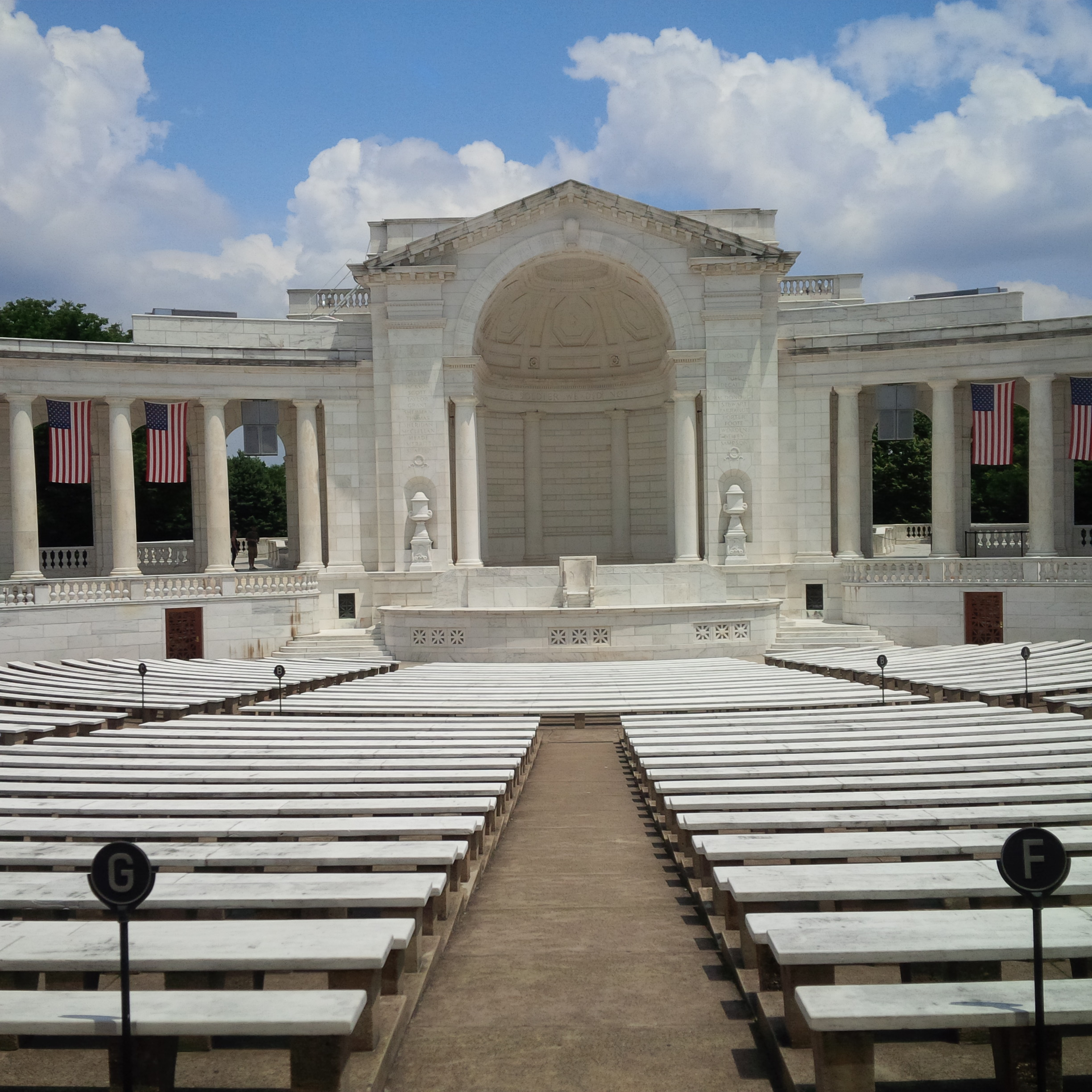 A Very Emotional Visit To Arlington National Cemetery