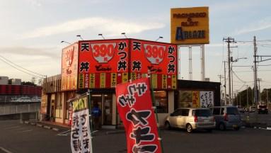 4. A Chiba suburban street
