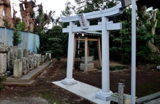 4. Tiny shrine in Chiba