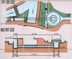 ento-bunsui cross-section plan