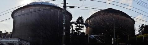 old tokyo water tower Ota-ku