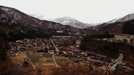 Shirakawa classic view