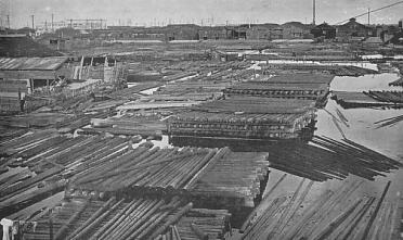 Kiba lumberyard, 1933 (source: http://blog.goo-net.com/fz1/archive/809)