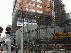 Cross Air Tower construction 2012