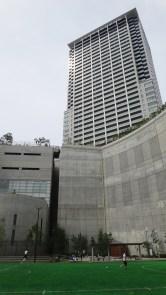 Opus Dream Square soccer Cross Air Tower