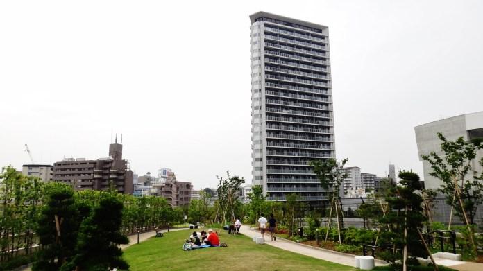 Prism Tower Ohashi O-Path Meguro Tokyo