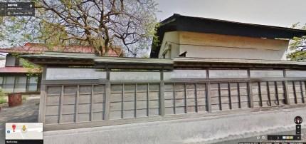 Kura storehouse red roof house Kokobunji Kodaira border