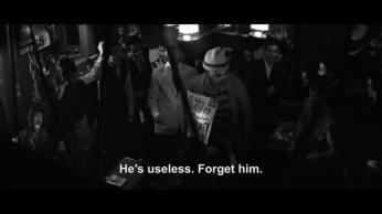 Black Sun slave bar scene 1964 useless