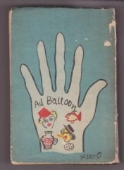 Life Ad Balloon book 1938 Japan Saseo Ono