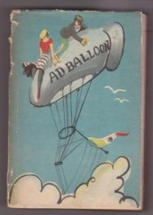 Life Ad Balloon book 1938 Japan