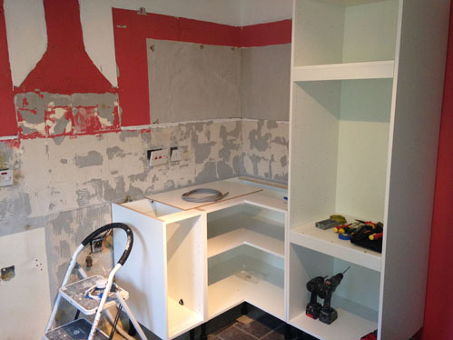 Kitchen installation – Maidstone