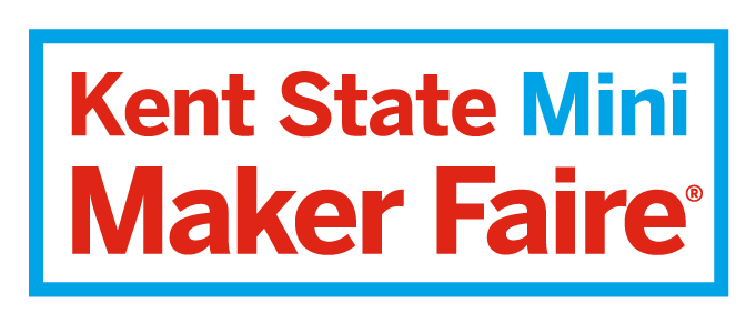 Kent State Mini Maker Faire logo