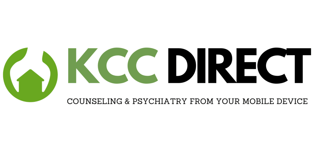 KCC Direct Counseling and psychiatry for mobile devices