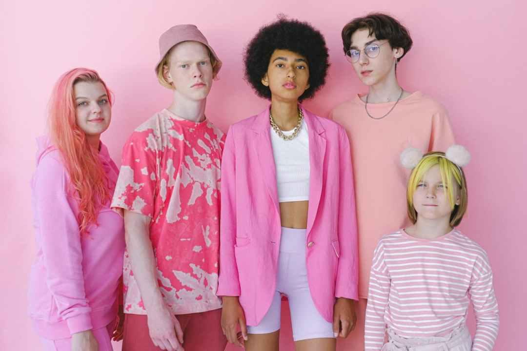 gender confusion in teens
