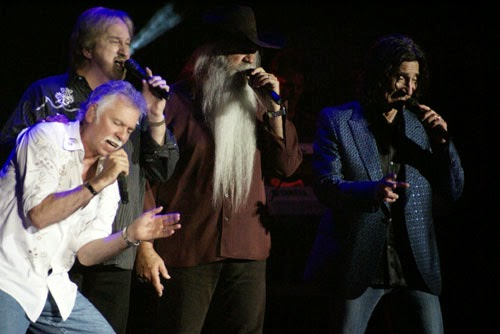 Oak Ridge Boys - Photo by Jessica Blankenship