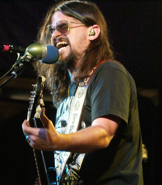 Shooter Jennings at Busters in Lexington, KY. Photo by Jessica Blankenship.