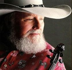 Charlie Daniels is making history at the Kentucky State Fair in 2010. Photo courtesy of Charlie Daniels.