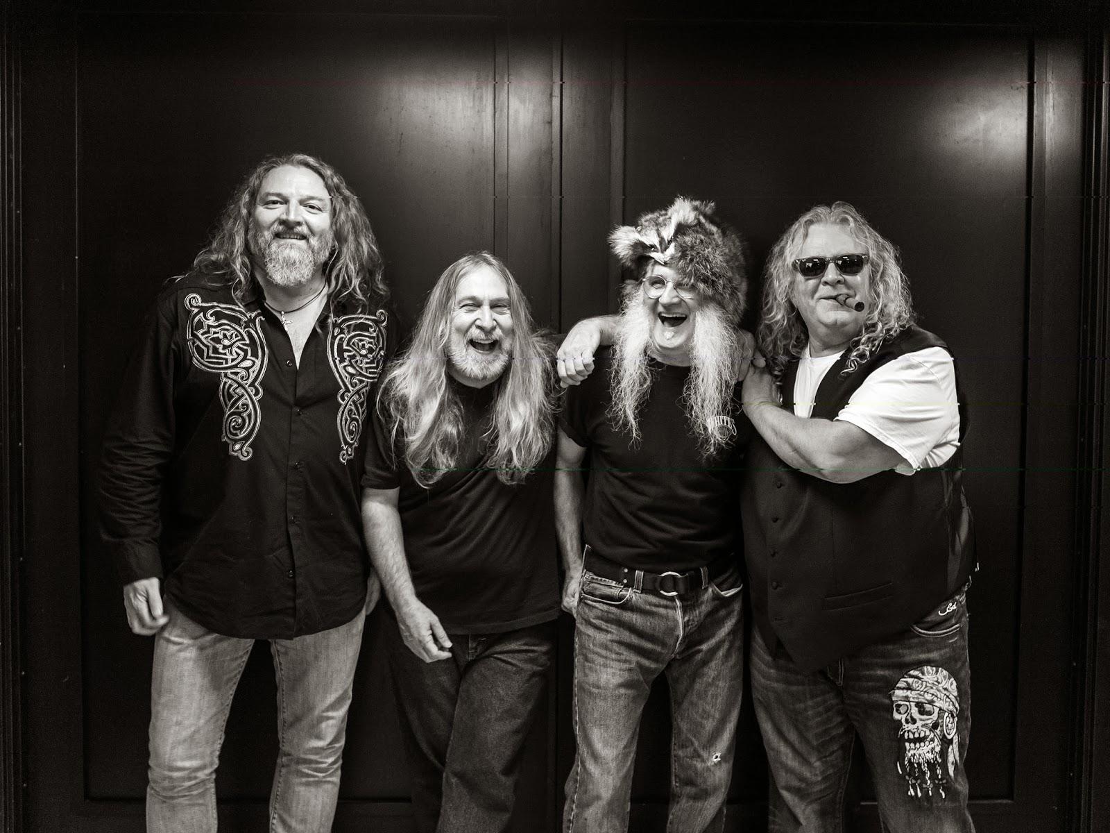 Kentucky Headhunters to release new album
