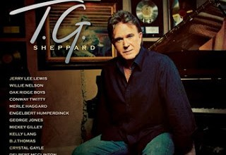 T.G. Sheppard releases musical piece of history with duets album