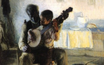 The African musical influence in the world of bluegrass music