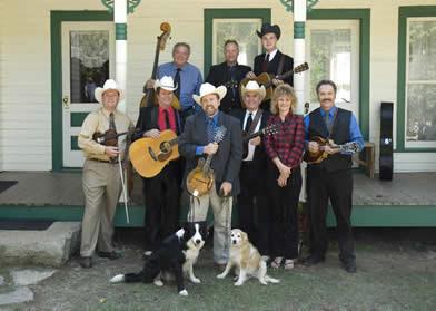 Cumberland Highlanders celebrate 20 years of bringing bluegrass music to homes