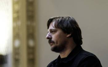 Sturgill Simpson honored by Kentucky Legislative officials
