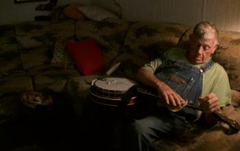 Kentucky banjo picker Lee Sexton featured in film