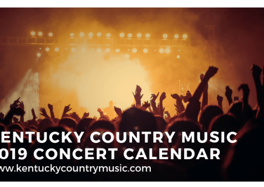 Kentucky Country Music Concert Calendar