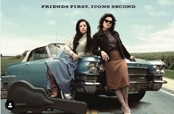 Patsy Cline and Loretta Lynn movie to be released this fall on Lifetime