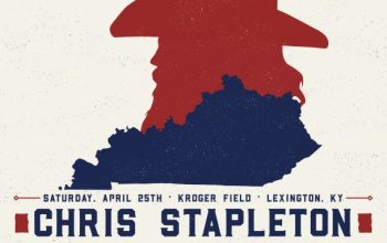 Chris Stapleton set to headline concert at Kroger Field