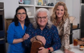 Ricky Skaggs to be featured on Trisha's Southern Kitchen