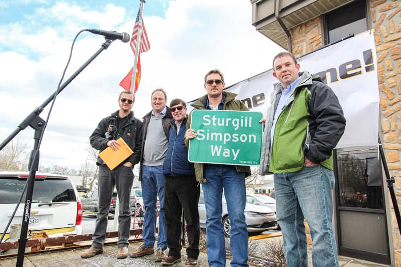 Sturgill Simpson finds his way back to Versailles