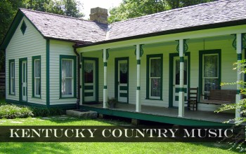 Take a trip to Bill Monroe Homeplace and Museum