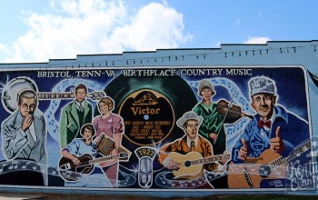 Country music roadtrip to Bristol, the birthplace of country music