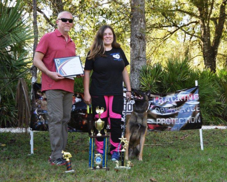 igp schutzhund trophies