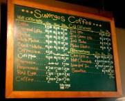 sunergos menu