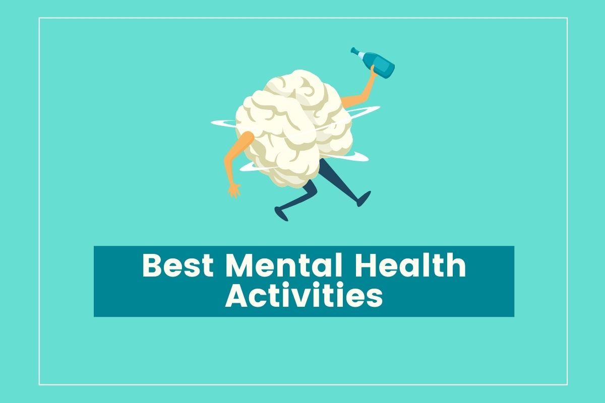 best mental health activities