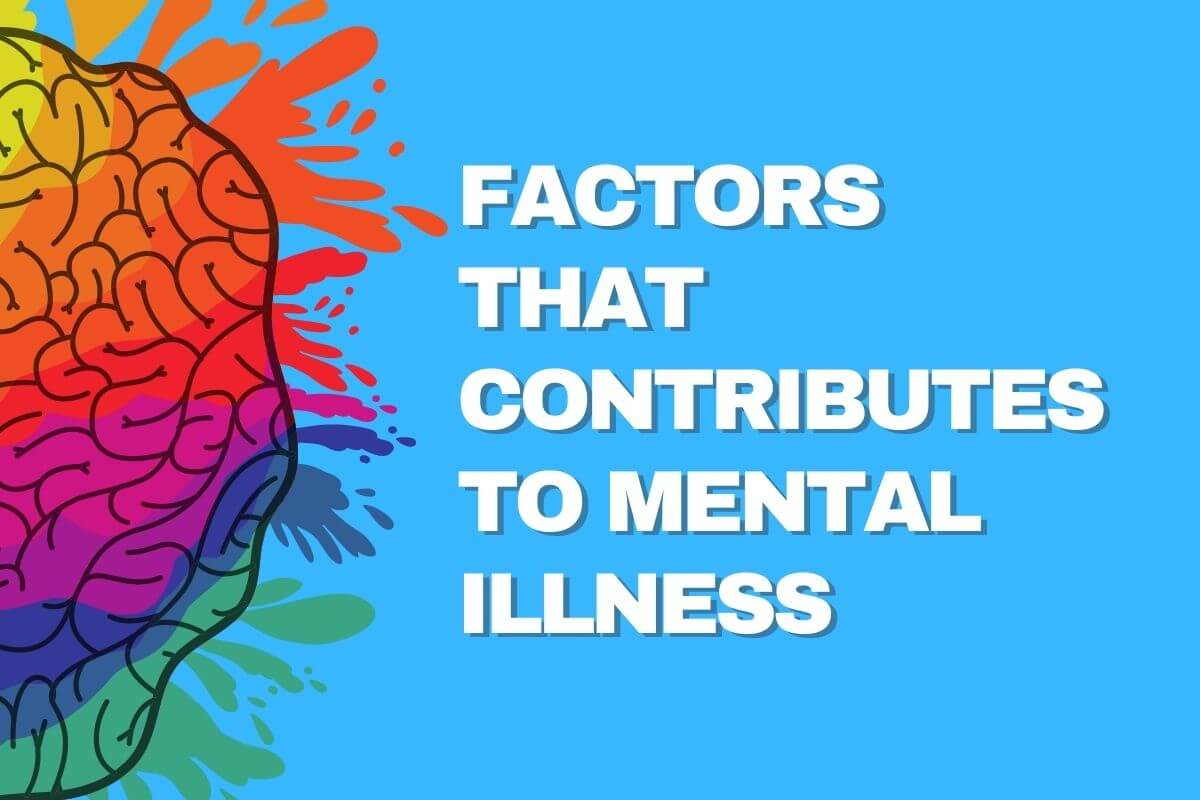 Factors that contribute to mental illness