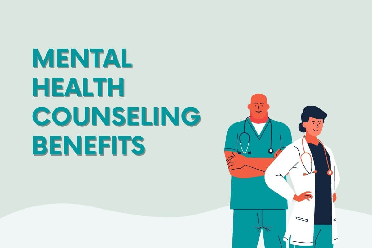 mental health counselling benefits