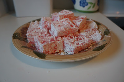 The Chronicles of Narnia and Homemade Turkish Delight