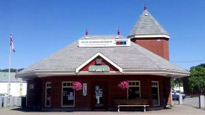 Kentville's Visitor Information Centre Is Moving