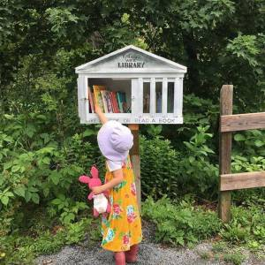 Kentville's Wee Library